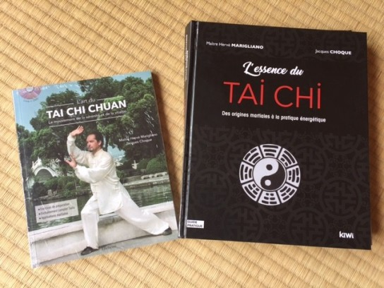 OUVRAGES TAI CHI CHUAN